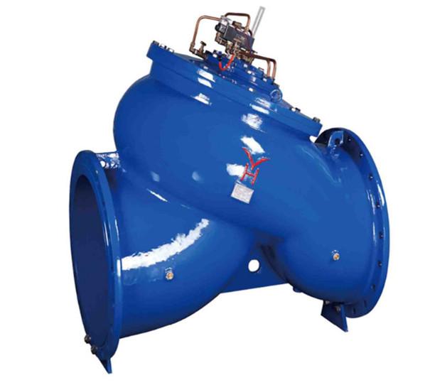 西宁无旋蜗节能水泵控制阀HA006-16Q系列