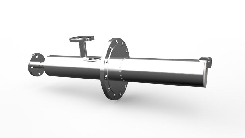 MS双流体自动伸缩防堵喷枪