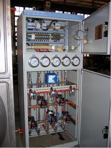 空压机叶轮在线清洗系统