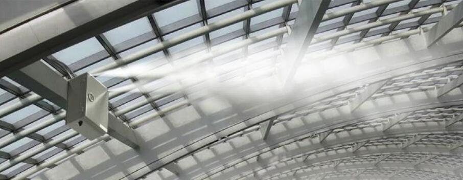 你知道湖北高炉喷雾降温系统都有哪些好处吗?邵一环保来谈谈