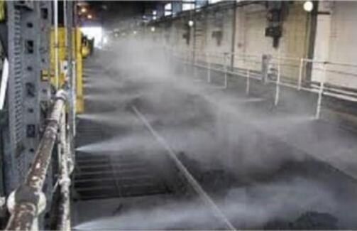 湖北高炉喷雾降温厂家