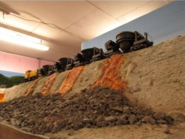 湖北喷雾抑尘除尘浅析喷雾除尘设备对工地施工的作用