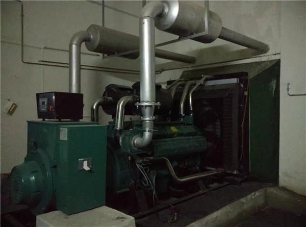 湖北发电机组厂家成功案例