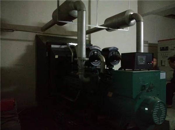 黄陂人民医院采购武汉柴油发电机组