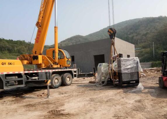 中建三局建设工程有限责任公司采购湖北发电机组