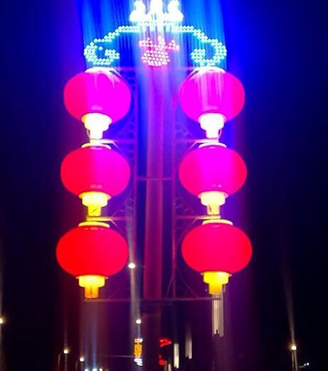 包头LED灯笼