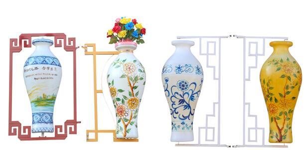花瓶设计案例图(可租、可售)