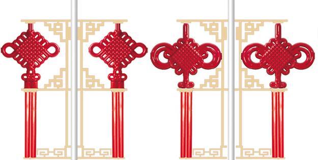 古典中国结(可租、可售)