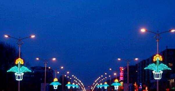内蒙古LED景观灯