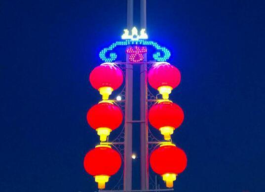 LED塑料灯笼