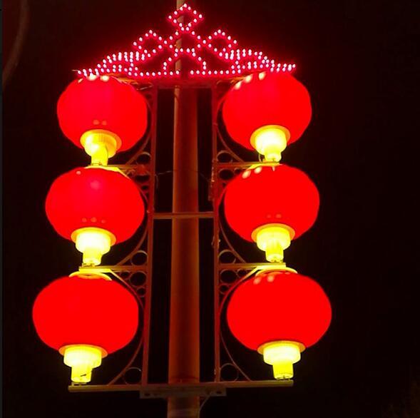 内蒙古LED灯笼安装