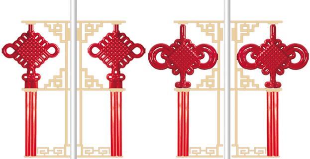 内蒙古LED中国结厂家