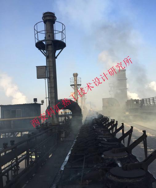 科汇热工荒煤气西安高能点火器系统工程案例