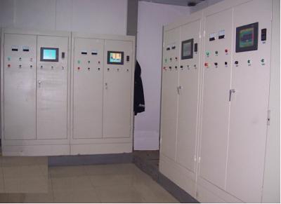 加熱爐FSSS燃燒控制系統PLC控制柜