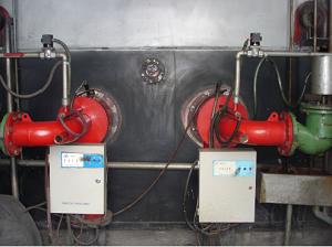馳放氣燃燒設備及控制