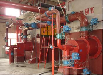 高炉煤气燃烧器FSSS燃烧控制系统