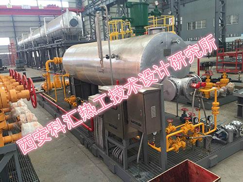 科汇热工研究所油田水套炉燃烧控制系统