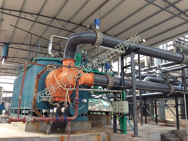 高炉、焦炉煤气燃烧器及FSSS系统控制