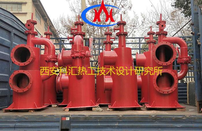 某钢厂脱硝项目专用燃烧器