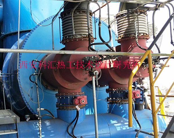 脱硝热风炉系统 / 燃烧器控制系统