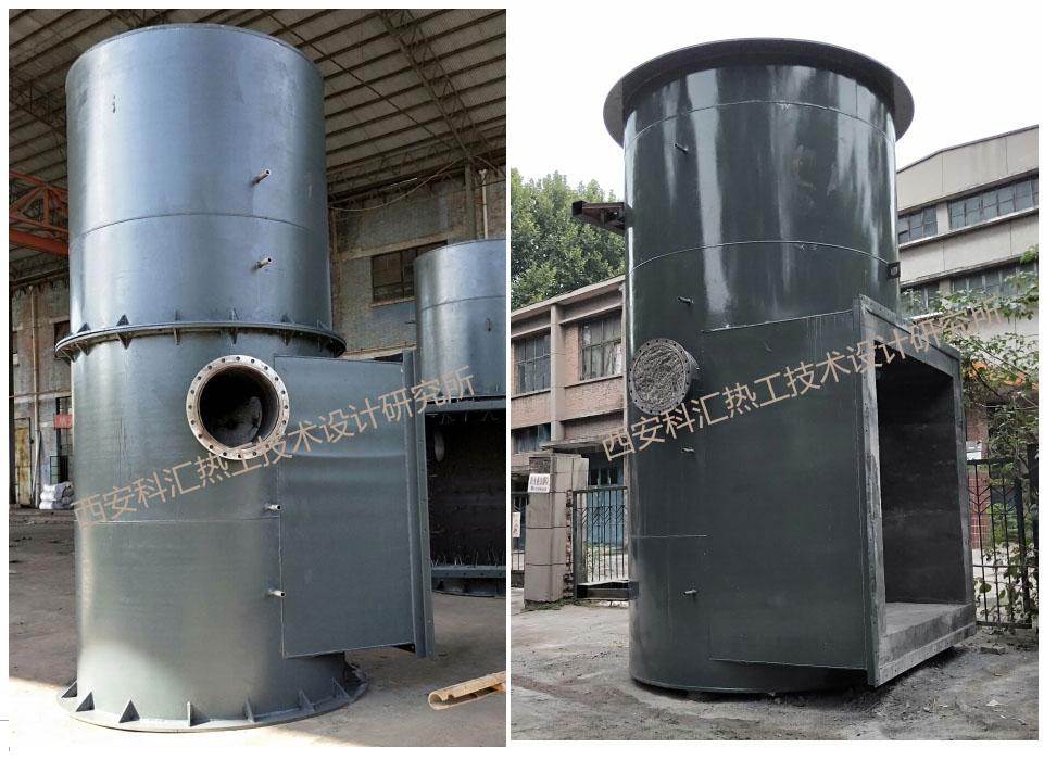 鋼廠脫硝項目熱風爐