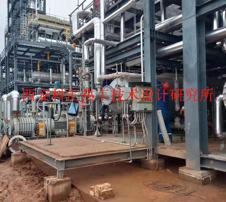 九龙山重沸炉燃烧控制系统