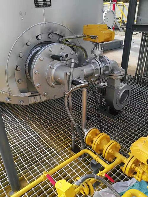 水套炉燃烧控制系统