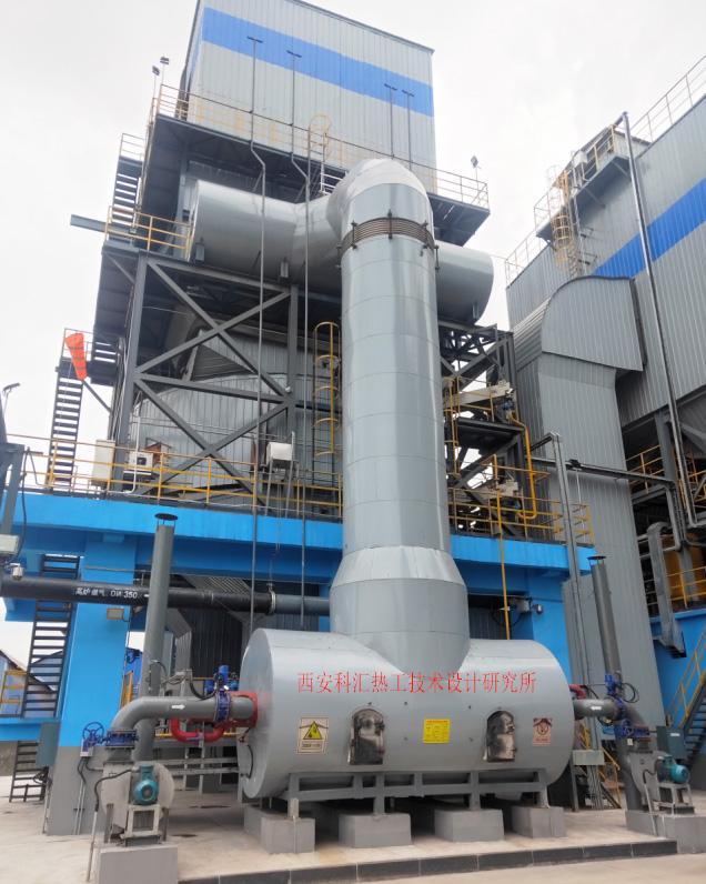 鋼廠超低排放脫硝項目熱風爐系統組成