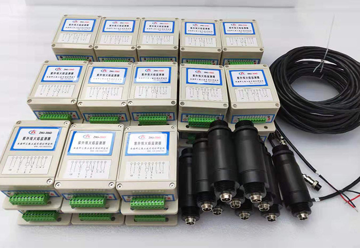國內首家成功研制超高靈敏度火焰檢測器