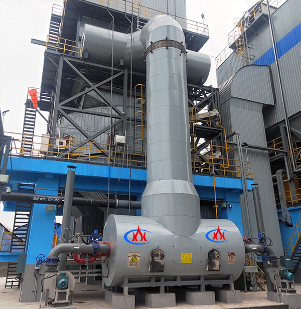 连云港兴鑫钢铁热风炉系统