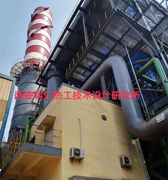 临沂某钢厂脱硝烧结机热风炉燃烧控制系统