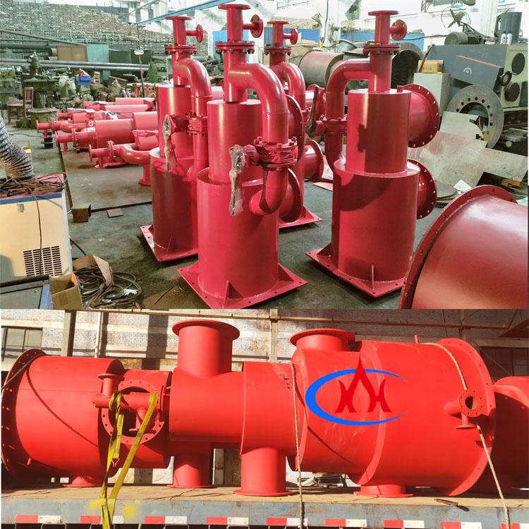 西安焦炉煤气燃烧器