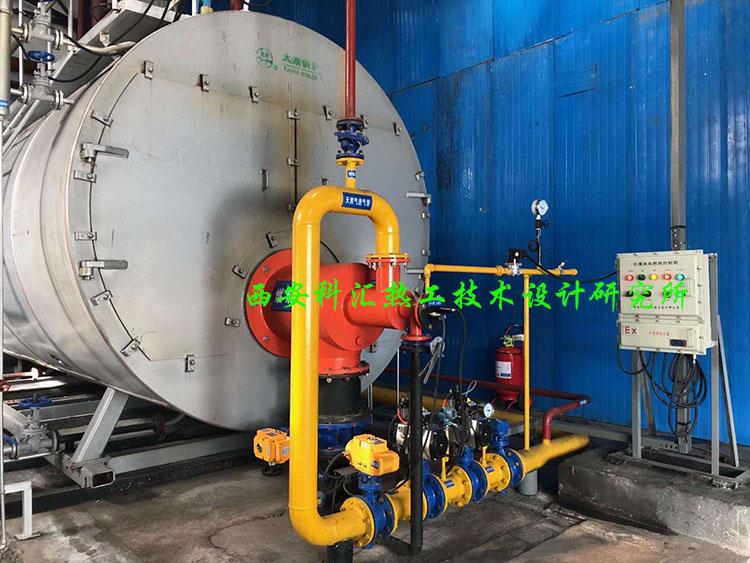 焦炉煤气燃烧器点火控制系统