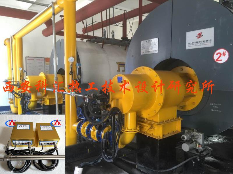煤层气燃烧器燃烧控制系统
