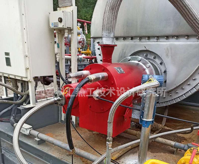 西南油田水套加热炉燃烧器  自动点火系统