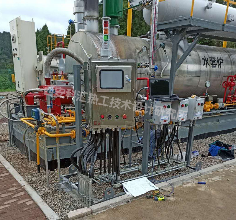水套炉燃烧器火焰检测器