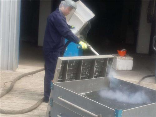 河南干冰清洗厂家