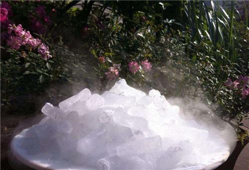 河南工业级干冰