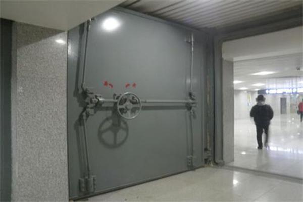 人防门的基本概念以及人防门的总体分类