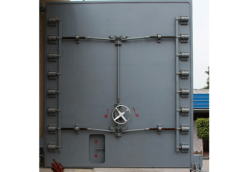 地铁区间防护密闭隔断门