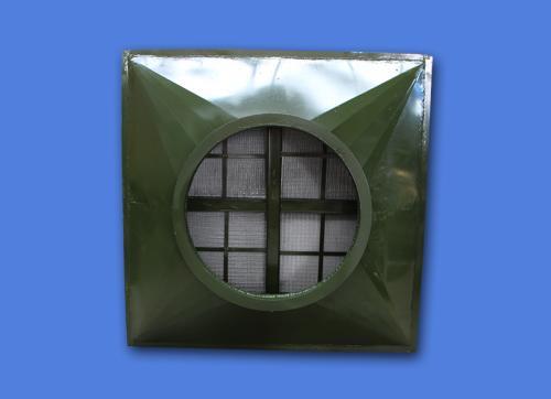 LWP型油网滤尘器