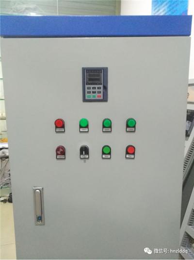 科姆龙KV3000在恒压供水的应用