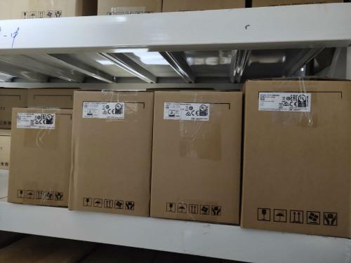 台达变频器库存展示图片