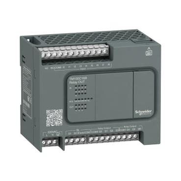 施耐德Modicon睿易系列 M100可编程控制器