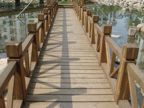 四川防腐木棧道