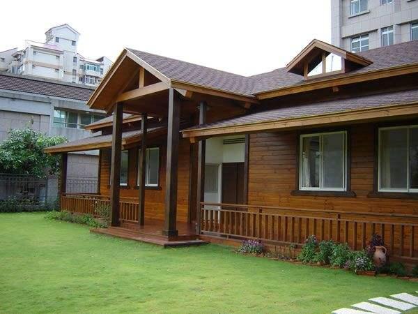 四川户外木屋景观设计