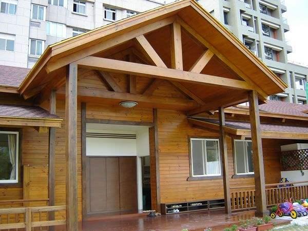 四川户外木屋景观