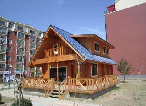 四川户外木屋景观用什么木材?九鼎为您介绍