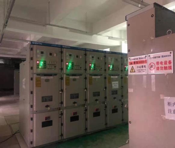 热烈祝贺我公司西安鄠邑生活垃圾焚烧电站110KV线路 送出工程顺利通过验收