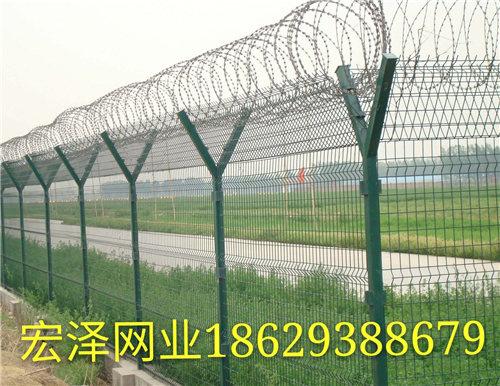 西安机场护栏